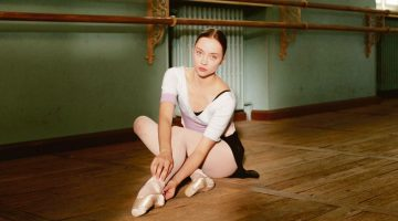 'Polina' makes poetry of the physically brutal world of dance