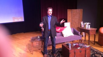 Monologuist Fogel amiably covers a midlife crisis in ''Til Death'