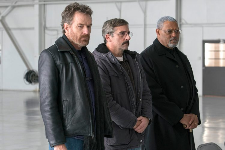 'Last Flag Flying': Grief and hope, down to the last detail