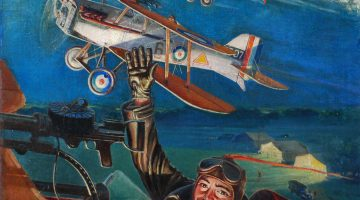 Flagler exhibit shows romance, peril of World War I combat in the air
