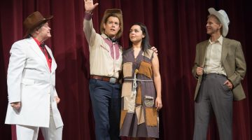 Community theater: 'Annie Get Your Gun' enlivens Delray Playhouse