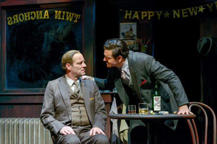 'Billy and Me' at Dramaworks: The plays weren't the only thing