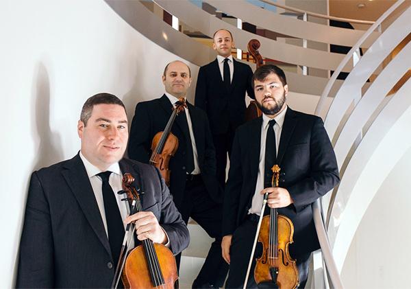 Amernet Quartet provides engaging opening to Chameleon season