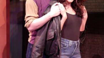 Strong leads put sizzle in 'Flashdance' at Broward Stage Door