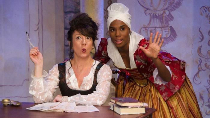 Sharp FAU cast does well by Gunderson's 'The Revolutionists'