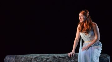 Soprano Jones stands out in Wolf songs at FGO Liederabend