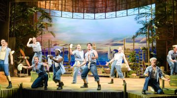 Expert Maltz cast delivers a strong 'South Pacific'
