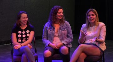 #MeToo and the young actress: Three FAU thespians view the road ahead