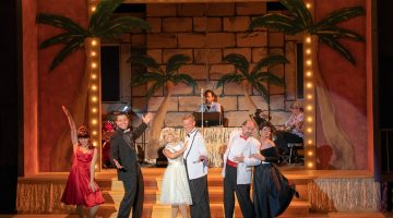 Broward Stage Door ends Margate residency with sparkling Sedaka