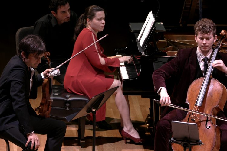 Mainly Mozart finale featured fine playing, muddled concept