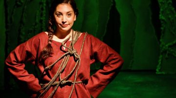 Theatre Lab's 'Ronia' overlong, but captivates young and old