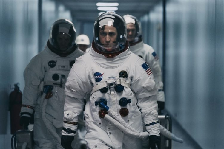 'First Man': An epic flight, grounded in gritty character