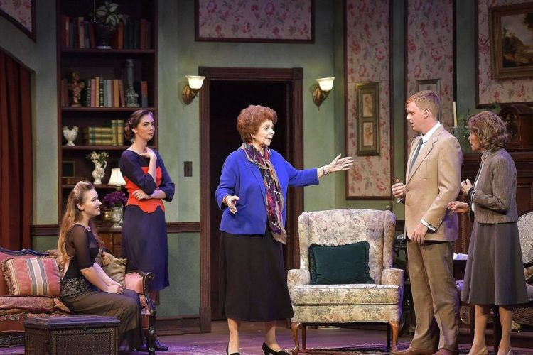 Community theater: DB Playhouse opens with sharp Christie whodunit