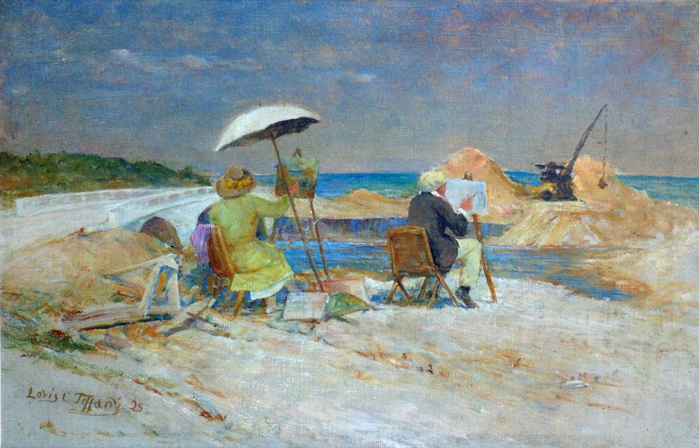 Modern Beach Art