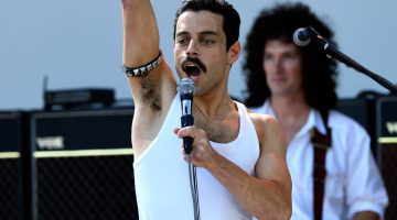 'Bohemian Rhapsody' pedestrian — but it will rock you