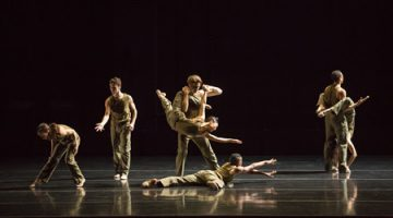 At Duncan, Jessica Lang Dance impressive in one of its final shows