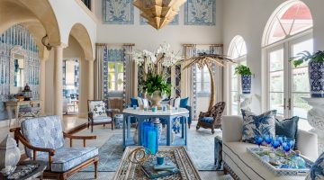 Kips Bay house in West Palm shows designers at their best