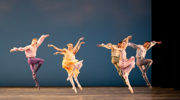 Plenty of energy, middling payoff at MCB's Program Two