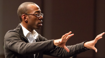 Seraphic Fire's African-American program deep and vital