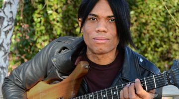 Jazz guitar innovator Stanley Jordan brings his magic touch to Arts Garage