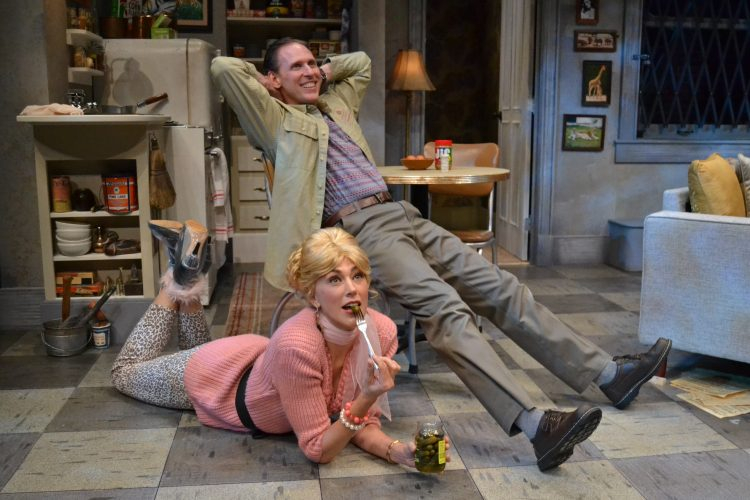 Lead actors keep madness of 'Blue Leaves' in canny check at Dramaworks