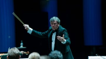 Schwarz named director of Palm Beach Symphony; Spady Museum gets NEA grant