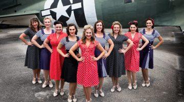 New 'Victory Dolls' group recreates musical magic of World War II