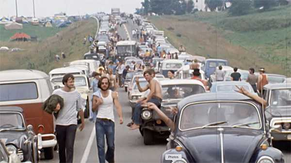 Woodstock doc: The friends we all need a little help from