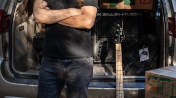 Bassist Beller brings funk-fusion trio to Boca's Funky Biscuit