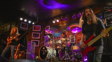 In sold-out Boca show, Aristocrats prove to be lords of jazz fusion
