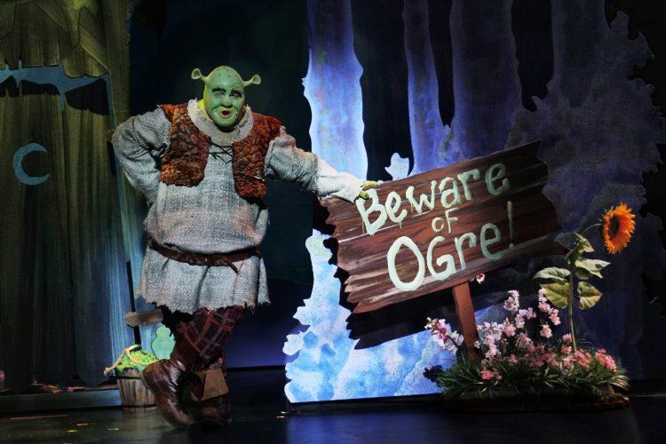 Slow Burn's production turns so-so 'Shrek' into a winner