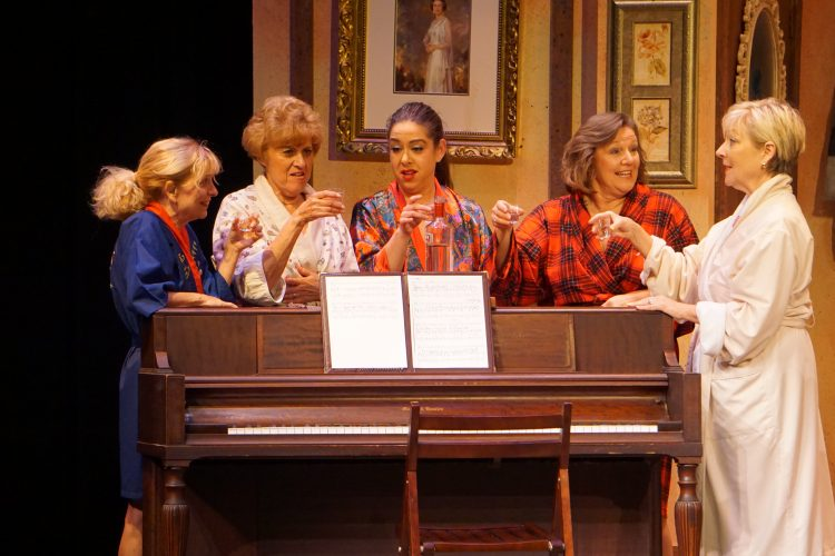 Community theater: Delray Playhouse's 'Calendar Girls' uncovers a heart of sweetness