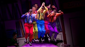'Hot Shoe Shuffle' promises tap razzle-dazzle at The Wick
