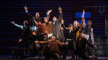 'Fiddler' still a miracle, as Sher's version at Kravis shows