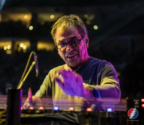 Grateful Dead drummer Hart brings his artwork, consciousness to South Florida