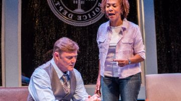 Zoetic triumphs with powerful 'American Son'