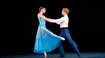 'I'm Old Fashioned' leads off MCB's Program II with exceptional elegance