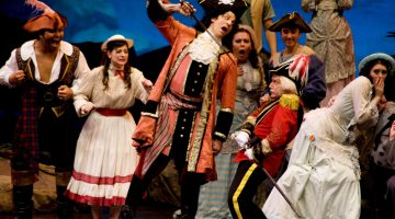 Charming 'Pirates' runs aground on Broward Center acoustics