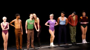 Interrupted 'Chorus Line' was one of Wick's best