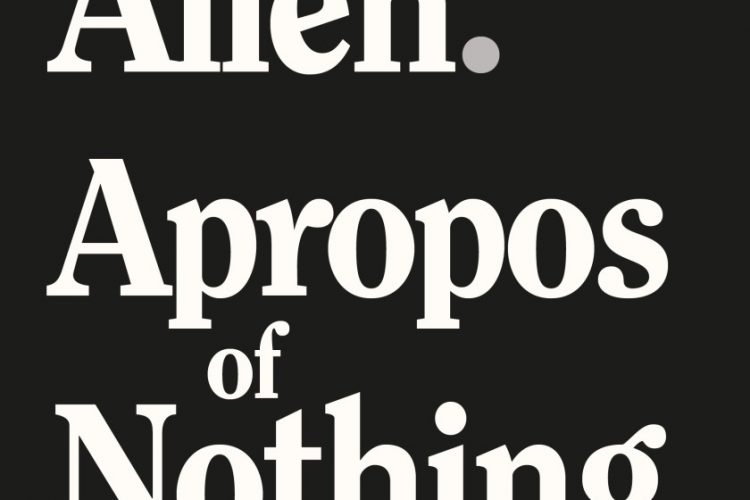 Allen's memoir, like many of his films, is a cut-and-paste job