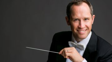 Arts briefs: Symphonia taps Willis as chief conductor