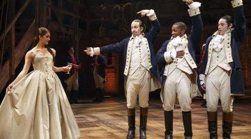 'Hamilton' on Disney+ close to glory of stage show