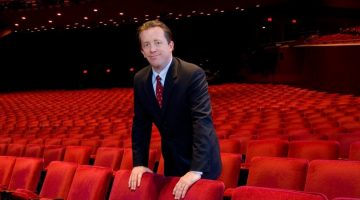 New Kravis CEO excited about getting 'dream job'