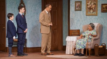 Good performances highlight DBP's 'Lost in Yonkers'