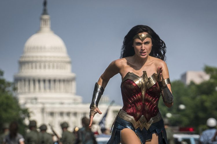 'Wonder Woman' has it all — if all you want is spectacle