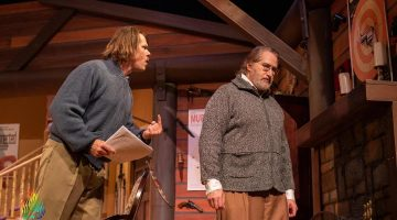 Sharp cast shines in 'Deathtrap' at LW Playhouse