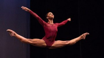 To be Black, and a dancer: Two stories from the artistic front