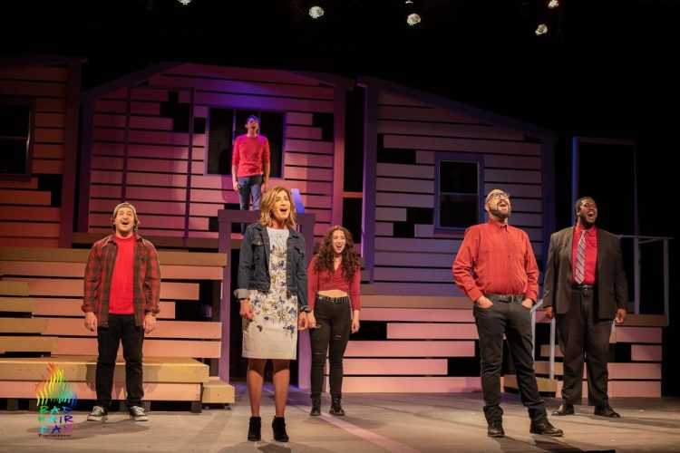 LW Playhouse mounts powerful, compelling 'Next to Normal'