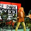 Led Zep tribute band makes big impact before small audience