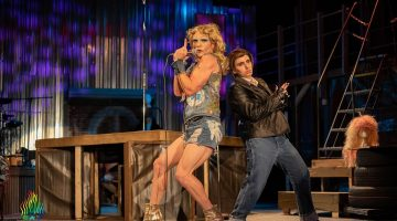 Powerhouse performances make for gripping 'Hedwig' at LW Playhouse